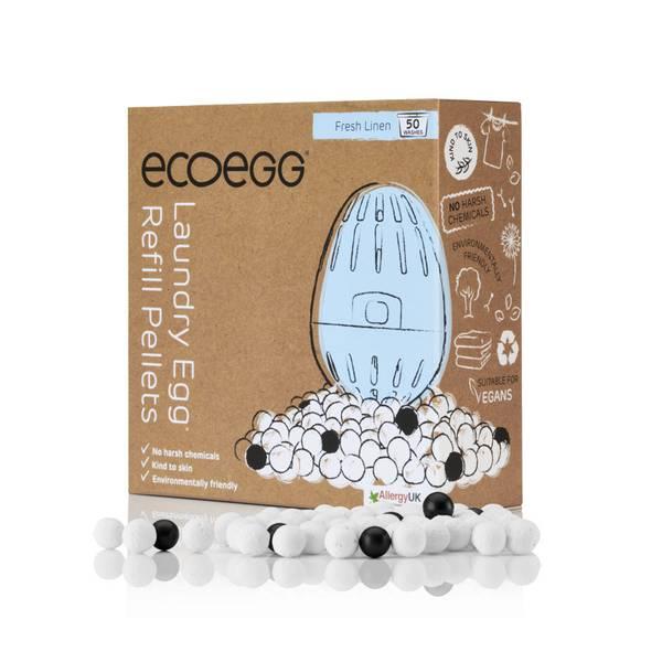 Bilde av Refill til vaskeegg, Fresh Linen 50 vask / Ecoegg