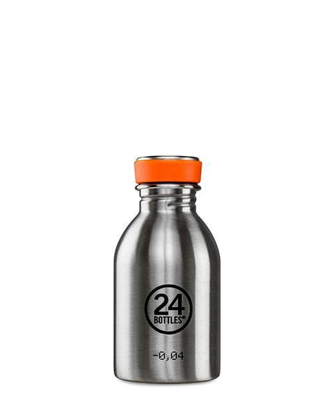 Bilde av Urban 250 ml drikkeflaske i stål, Stainless steel