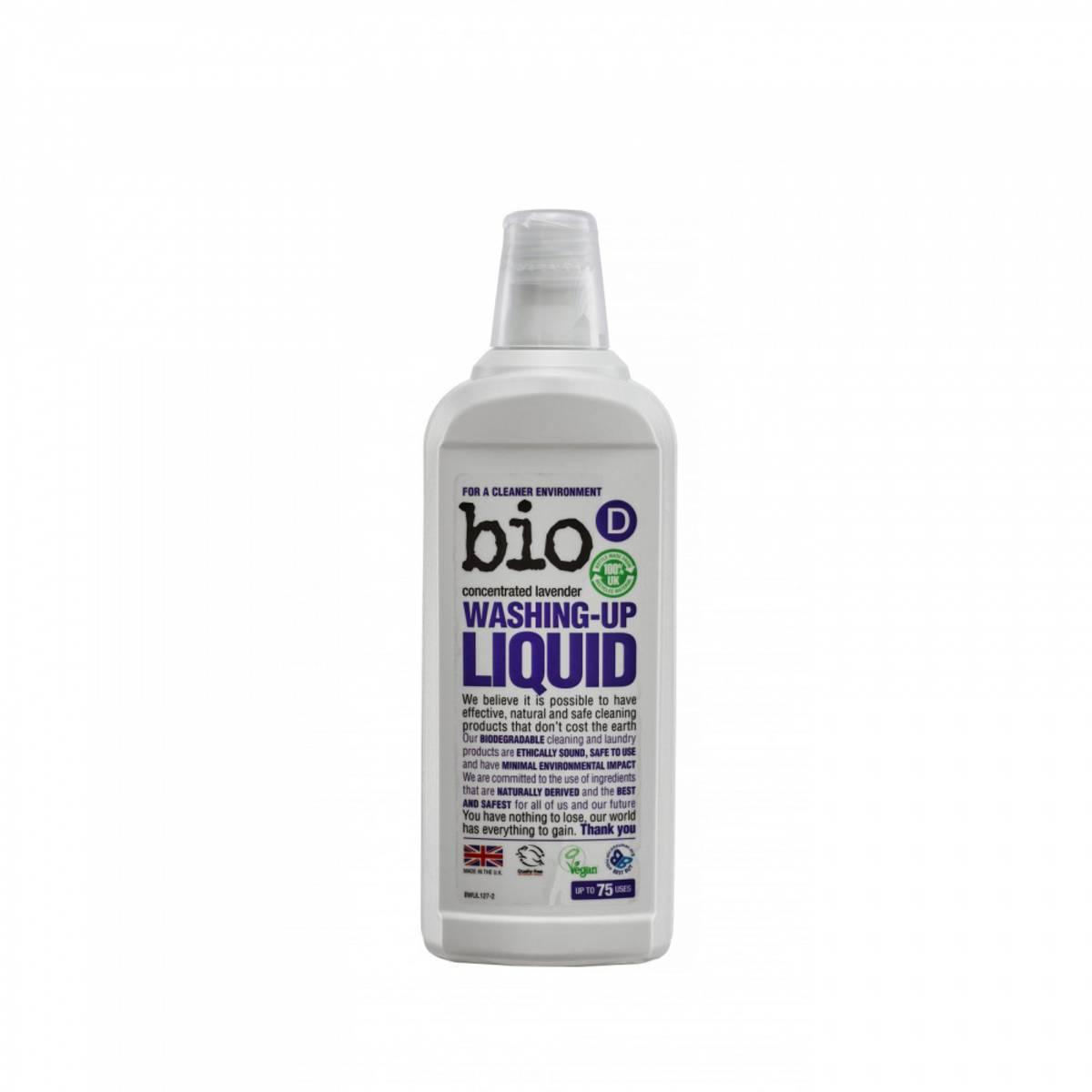 750 ml oppvasksåpeLavendel / Bio-D