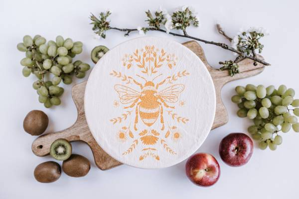 Bilde av Str. M Bolletrekk, Yellow Bee / Your Green Kitchen
