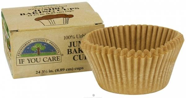 Bilde av 24 stk muffinsformer Jumbo / If You Care