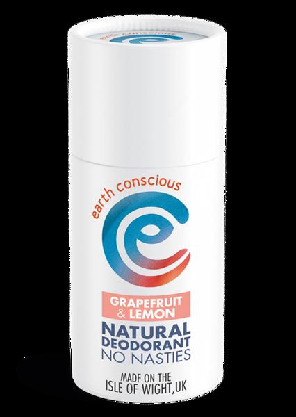 Bilde av Deodorantstift 60 g / Grapefruit Lemon / Earth Conscious