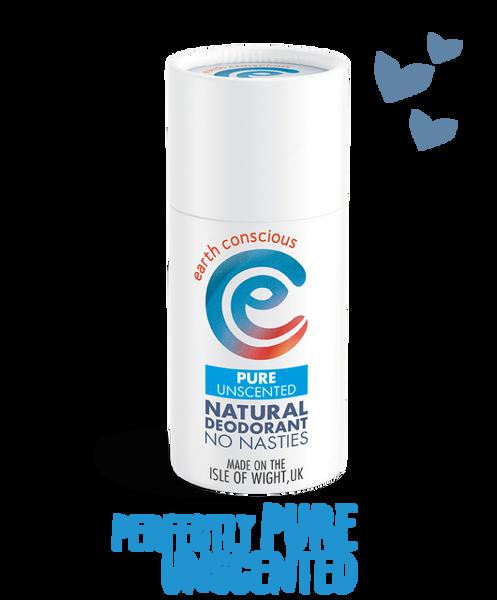 Bilde av Pure, duftfri deodorantstift 60g / Earth Conscious