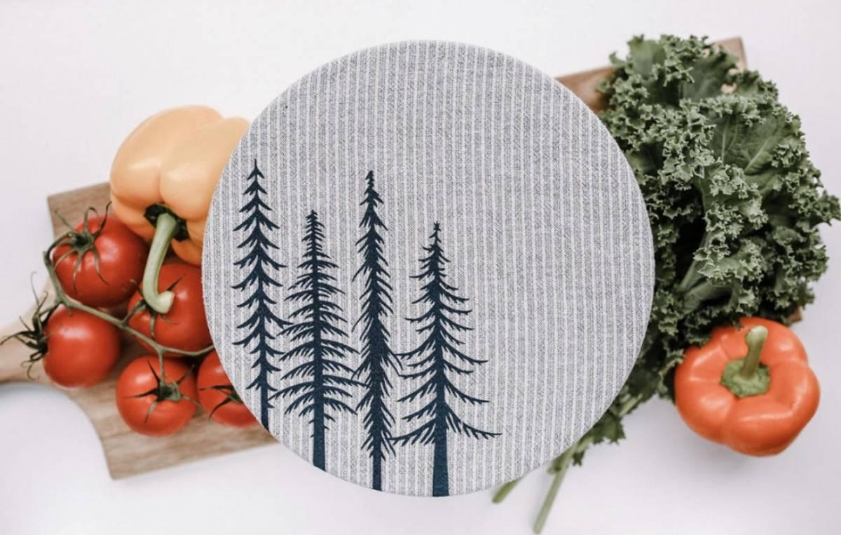 Str. M Bolletrekk, Trees / Your Green Kitchen