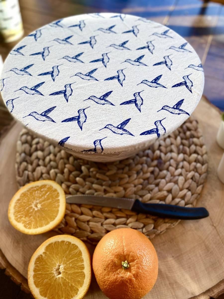 Str. M Vokset bolletrekk, Humming Bird / Your Green Kitchen