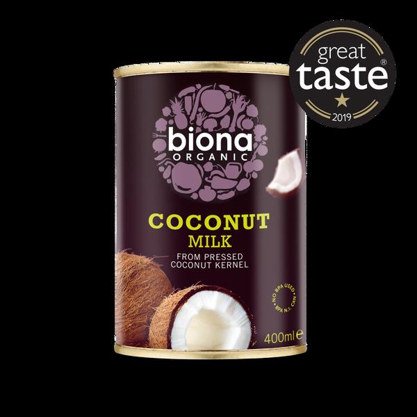 Bilde av 400ml økologisk kokosmelk / Biona Organic
