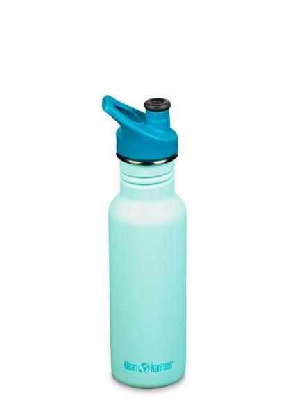 Bilde av Drikkeflaske Sport 532 ml, Blue Tint / Klean Kanteen