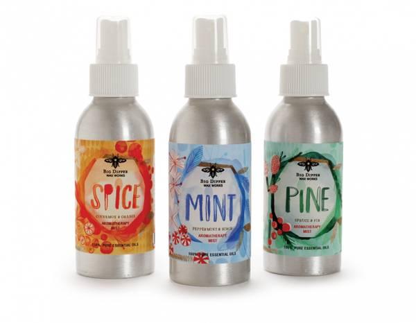 Bilde av SPICE duftspray med eteriske oljer, Kanel & Appels