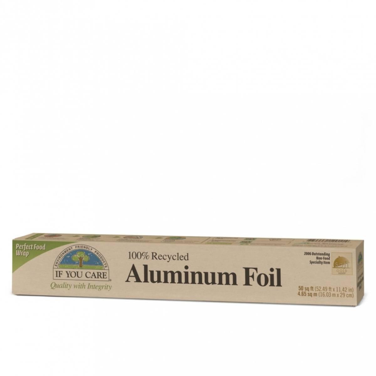Resirkulert aluminiumsfolie 10mx30cm / If You Care