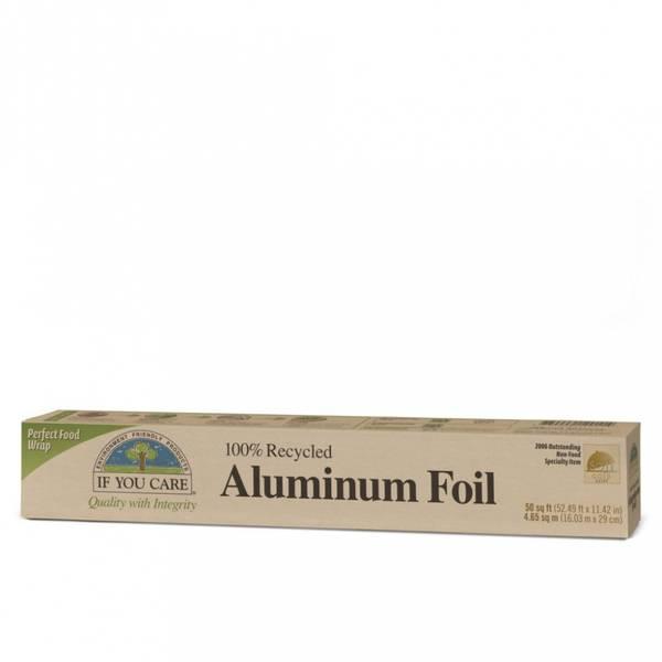 Bilde av Resirkulert aluminiumsfolie 10mx30cm / If You Care
