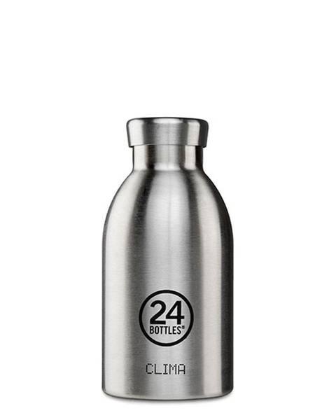 Bilde av CLIMA 0.33L Isolert termoflaske Stainless steel / 24Bottles
